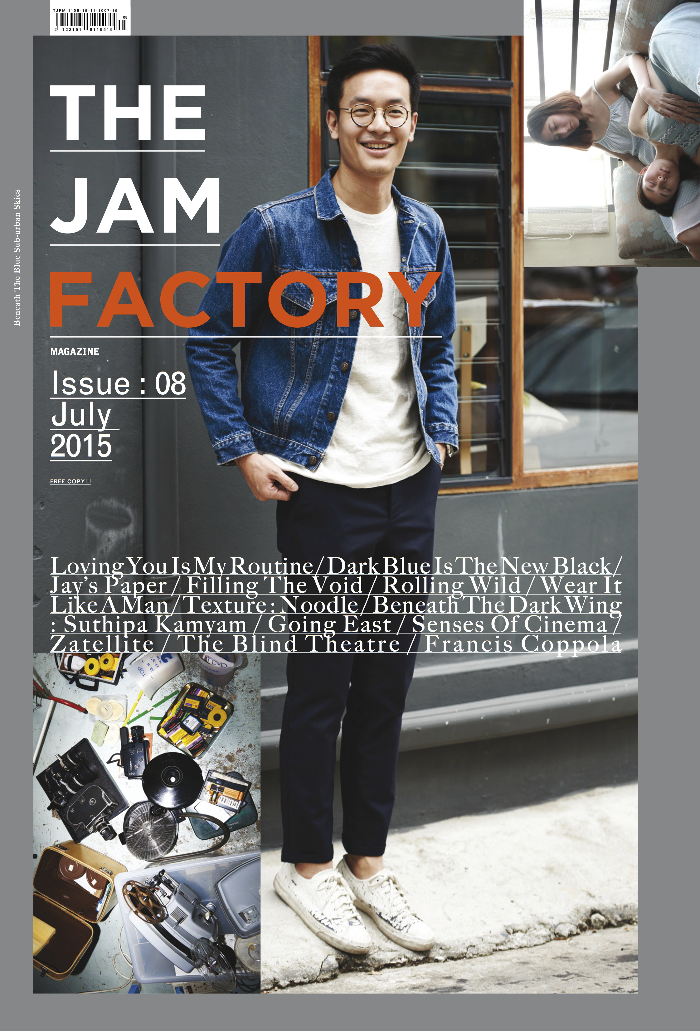 Jam Issue08 For Mail